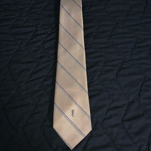 Authentic Yves Saint Laurent Tie